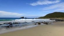 TAS Bruny Island Lighthouse beach 2