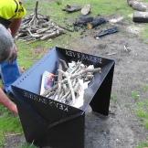 TAS Cockle Creek BBQ 1