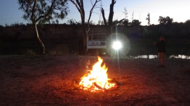 Campfire second night
