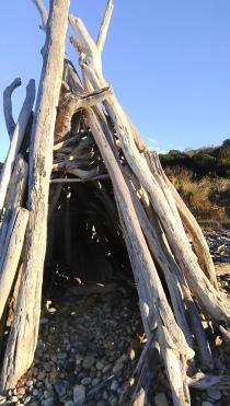 TAS Turners Beach Tepee